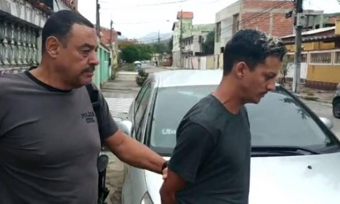 Wemerson Roberto da Silva Camilo foi preso em operação da 50ª DP Foto: Divulgação