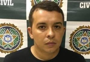 O traficante Galã Foto: Divulgação