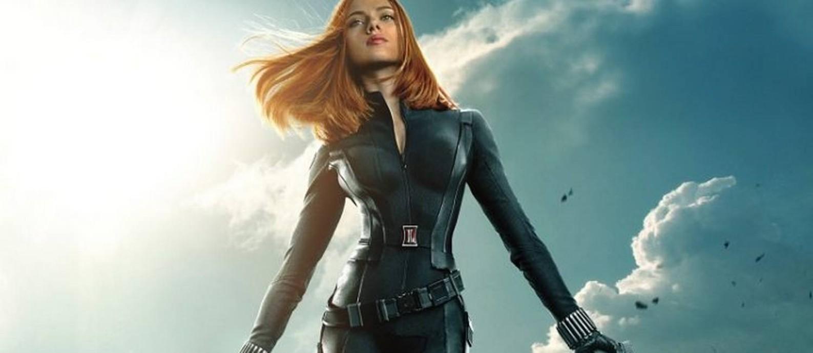 'Viúva Negra', com Scarlett Johansson Foto: Divulgação/Marvel