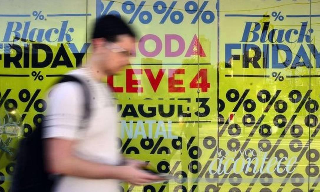 Consumo em alta impulsionou avanço no PIB Foto: Agência Brasil