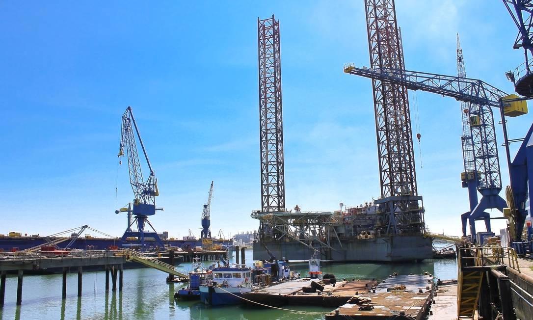 Segundo estudo da UFRG, o PIB do Mar no Brasil corresponde a 18,93% do PIB nacional Foto: Banco de Imagens