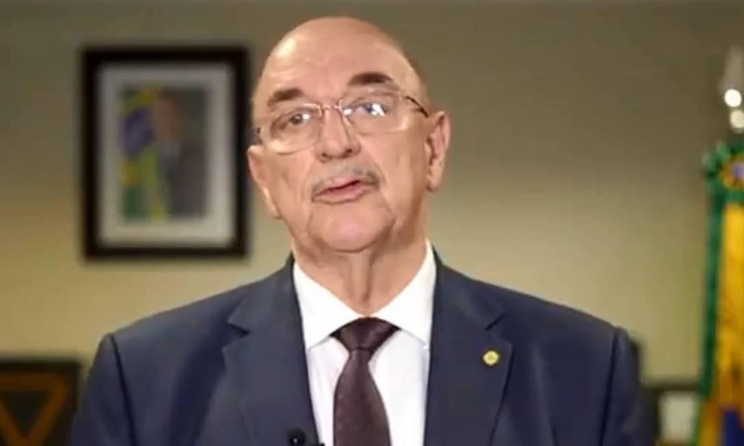 Ministro Osmar Terra Foto: Reprodução