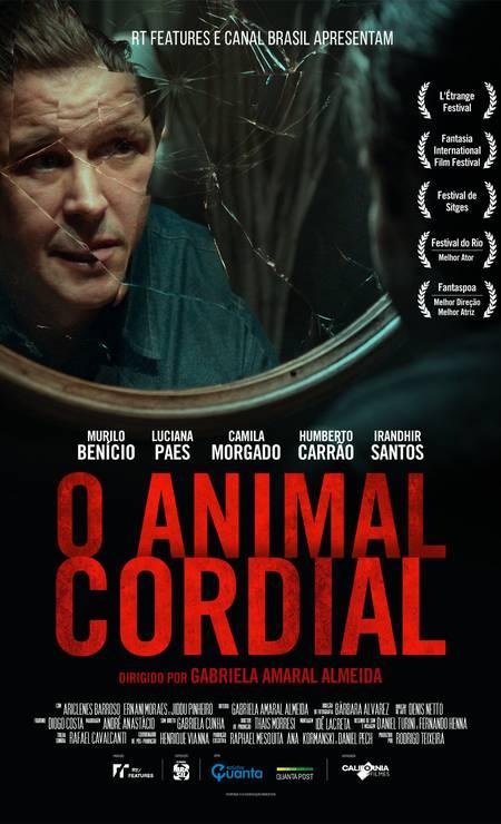 'O animal cordial' (2018): Com Murilo Benício e Camila Morgado, filme de terror de Gabriela Amaral Almeida discute questões sociais a partir de assalto a um restaurante Foto: Divulgação