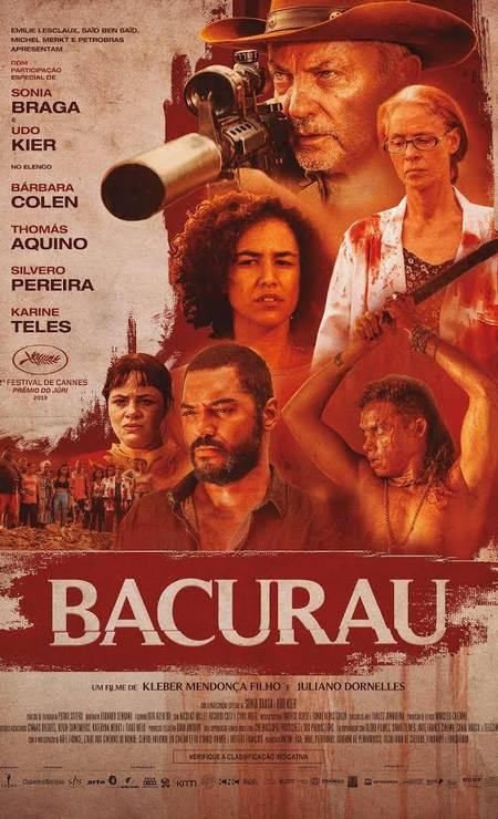 Bacurau (2019): Vencedor do Prêmio do Júri do Festival de Cannes 2019, filme de Kleber Mendonça Filho e Juliano Dornelles já foi visto por mais de 700 mil brasileiros desde sua estreia no cinema Foto: Divulgação