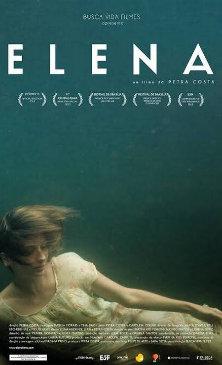 Elena (2012): Documentário premiado Havana Film Festival, filme de Petra Costa é baseado na vida de sua irmã mais velha Foto: Divulgação