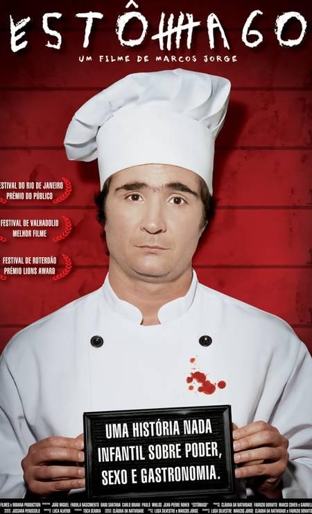 'Estômago' (2007): Filme de Marcos Jorge é centrado em migrante nordestino que vira cozinheiro na cidade grande Foto: Divulgação