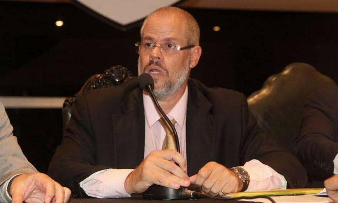 Roberto Monteiro é presidente do Conselho Deliberativo do Vasco Foto: Paulo Fernandes