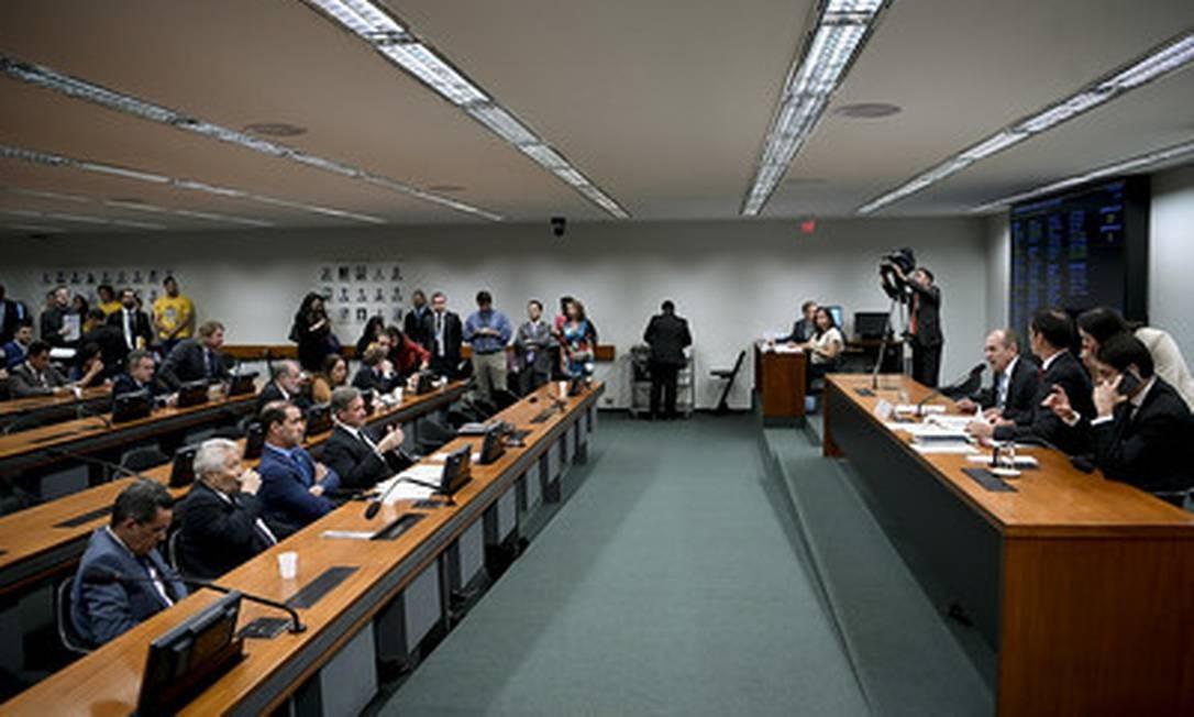 Comissão da Câmara aprova fundo eleitoral de R$ 3,8 bilhões para 2020 Foto: Pedro França/Agência Senado