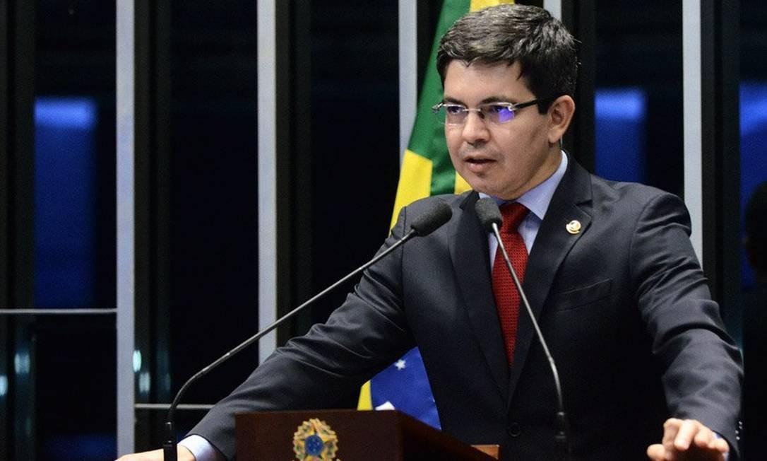 Senador Randolfe Rodrigues Foto: Divulgação/Senado