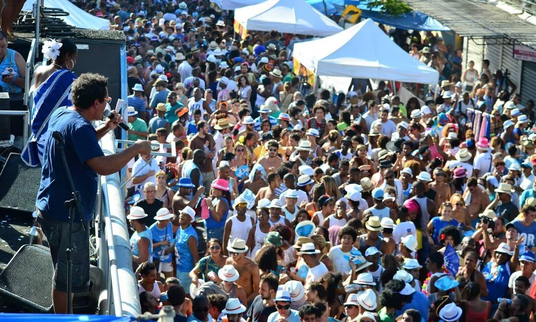 Feira das Yabás de Marquinhos de Oswaldo Cruz é sucesso entre moradores da Zona Norte, e, também, de outras regiões da cidade Foto: Divulgação