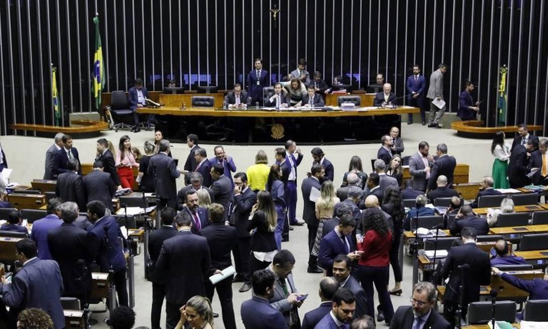 Plenário da Câmara dos Deputados 04/12/2019 Foto: Agência Câmara