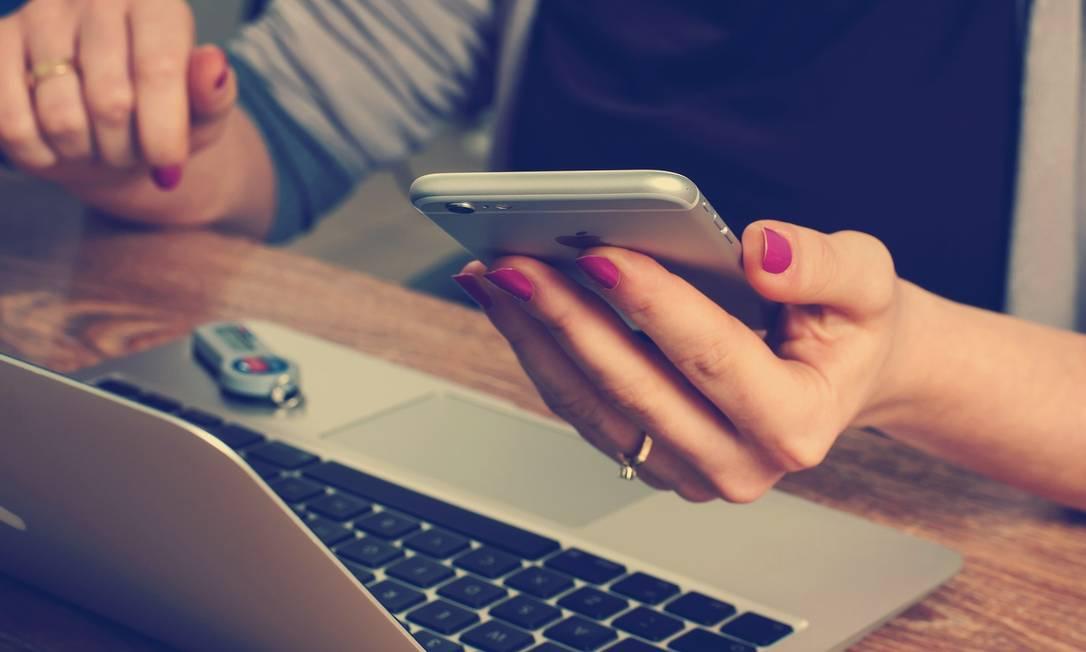 Pix estará disponível a partir de novembro. Ele será uma funcionalidade dentro dos aplicativos dos bancos onde a pessoa já tem conta Foto: Arquivo