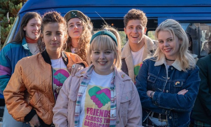 Segunda temporada de 'Derry girls' Foto: Divulgação