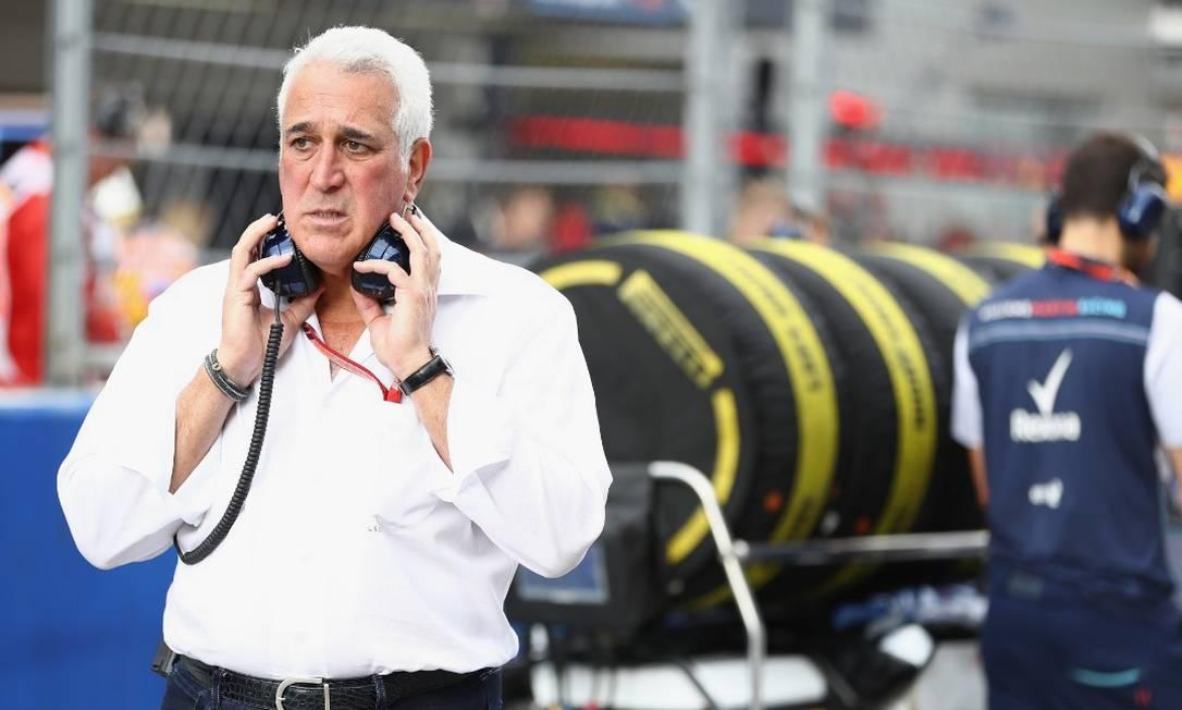 Lawrence Stroll pode assumir controle da Aston Martin Foto: Bloomberg