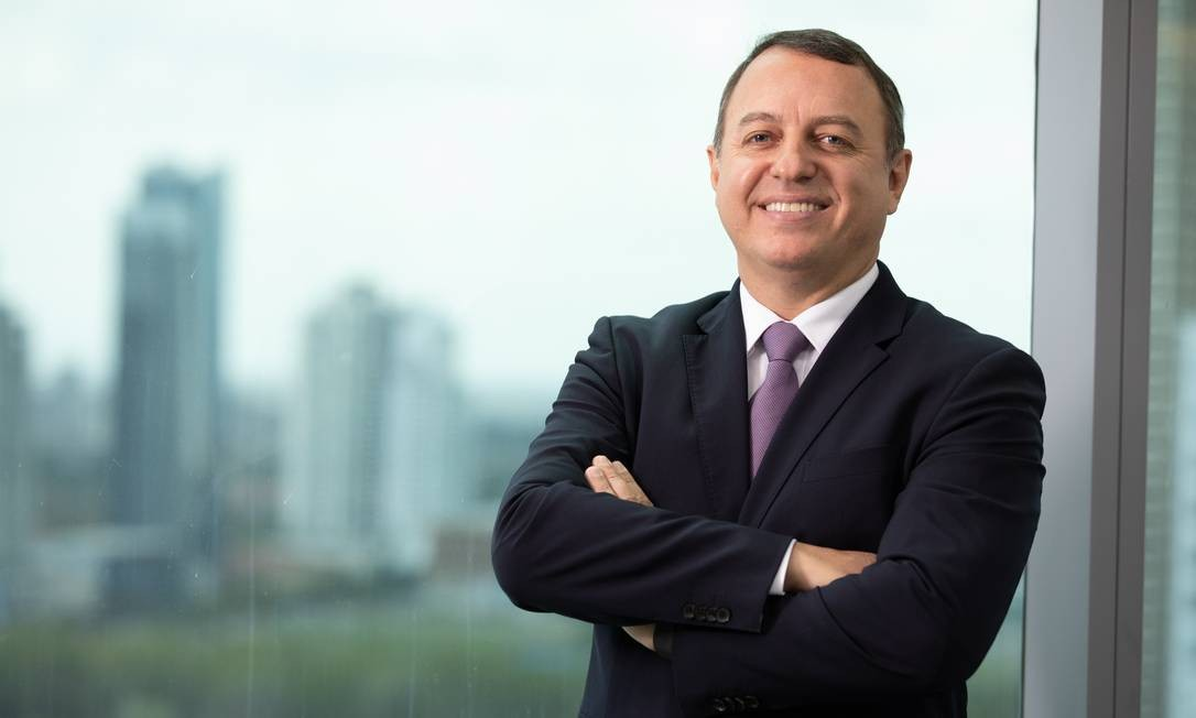 Luís Felipe Oliveira, presidente da Associação Latino-Americana e do Caribe do Transporte Aéreo (Alta) Foto: Gerardo Pesante/Divulgação / Divulgação