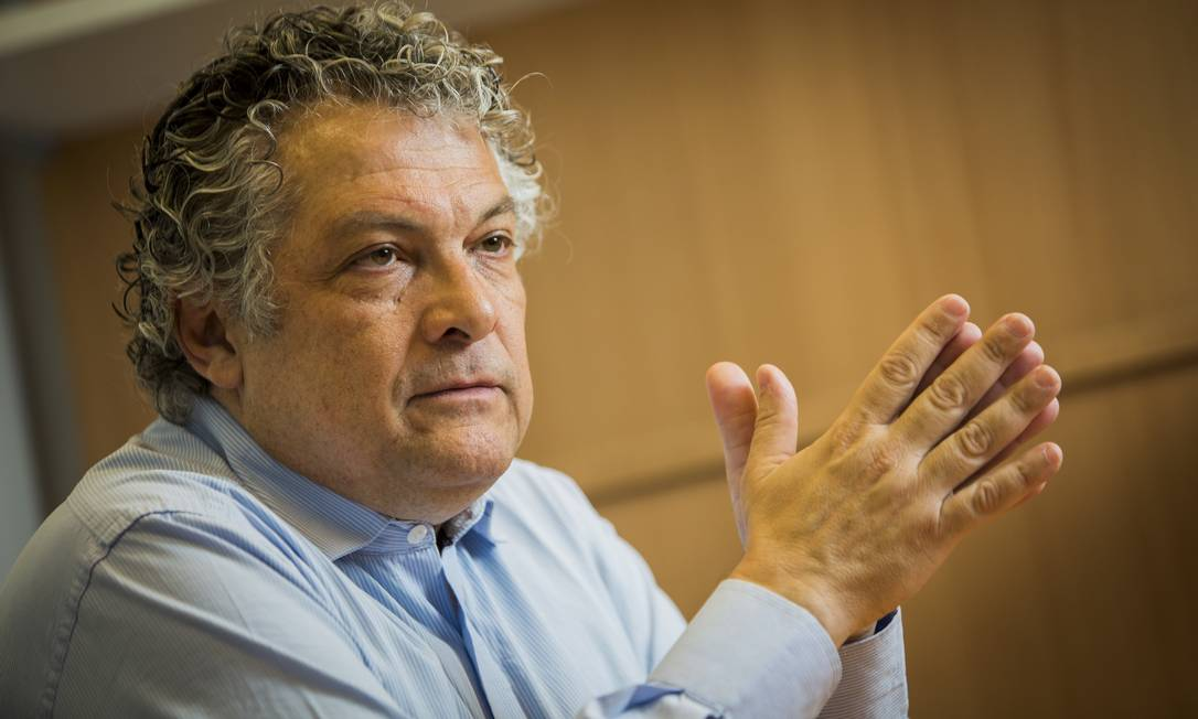Ricardo Paes de Barros, professor do Insper Foto: Anna Carolina Negri / Agência O Globo