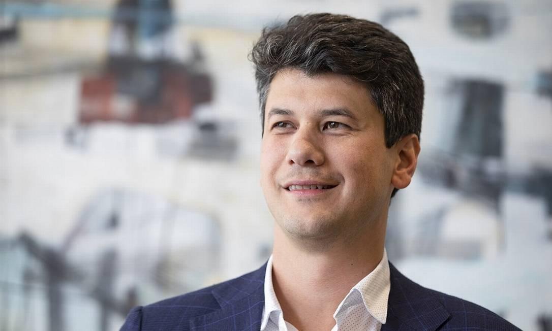 Gustavo Montezano, presidente do BNDES. Foto: Ana Branco / Agência O Globo