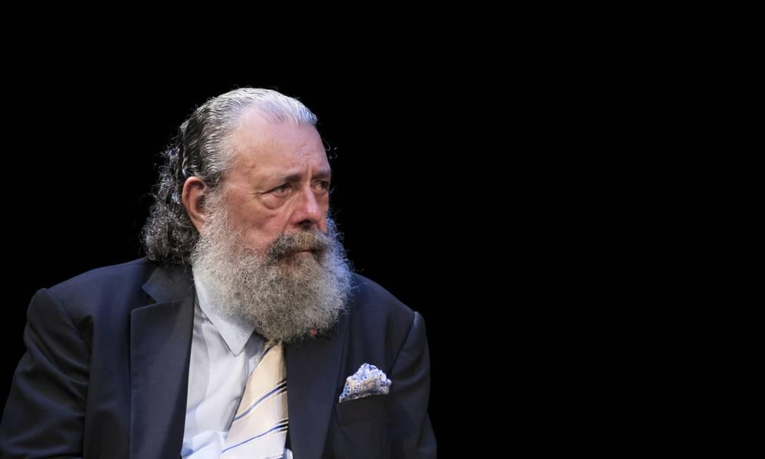 O ex-ministro do STF Eros Roberto Grau 27/02/2018 Foto: Marcelo Chello/CJPress