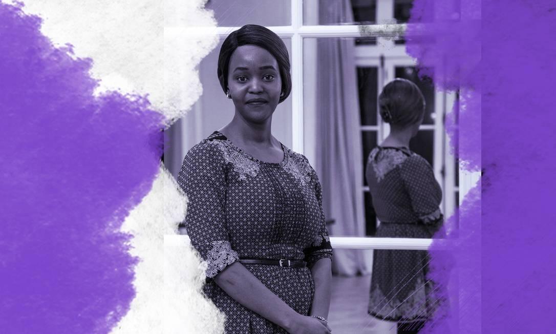 Muthoni Wanyoike, especialista em inteligência artificial Foto: Paula Johas/Firjan