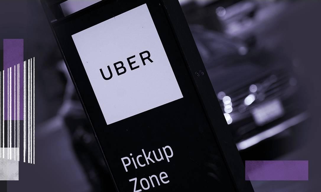 Cerca de seis mil agressões sexuais foram relatadas entre 2017 e 2018 por usuários e motoristas do Uber, bem como por terceiros, nos Estados Unidos Foto: Divulgação