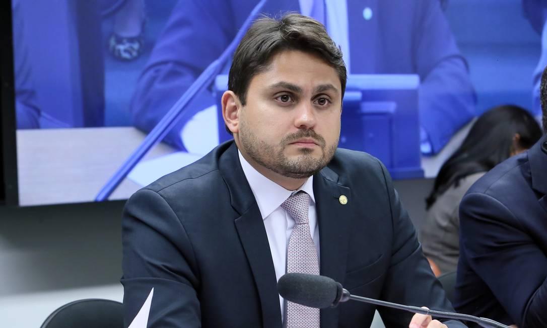 O relator do projeto, o deputado federal Juscelino Filho (DEM-MA) Foto: Claudio Andrade / Câmara dos Deputados