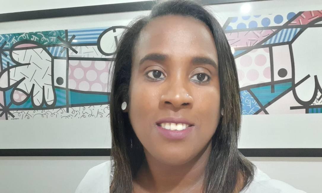 Pedagoga Rejane Santos conseguiu 700 vagas de emprego para moradores de Paraisópolis Foto: Reprodução