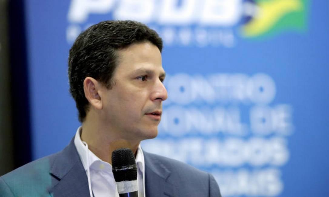 O presidente do PSDB, Bruno Araújo Foto: Divulgação