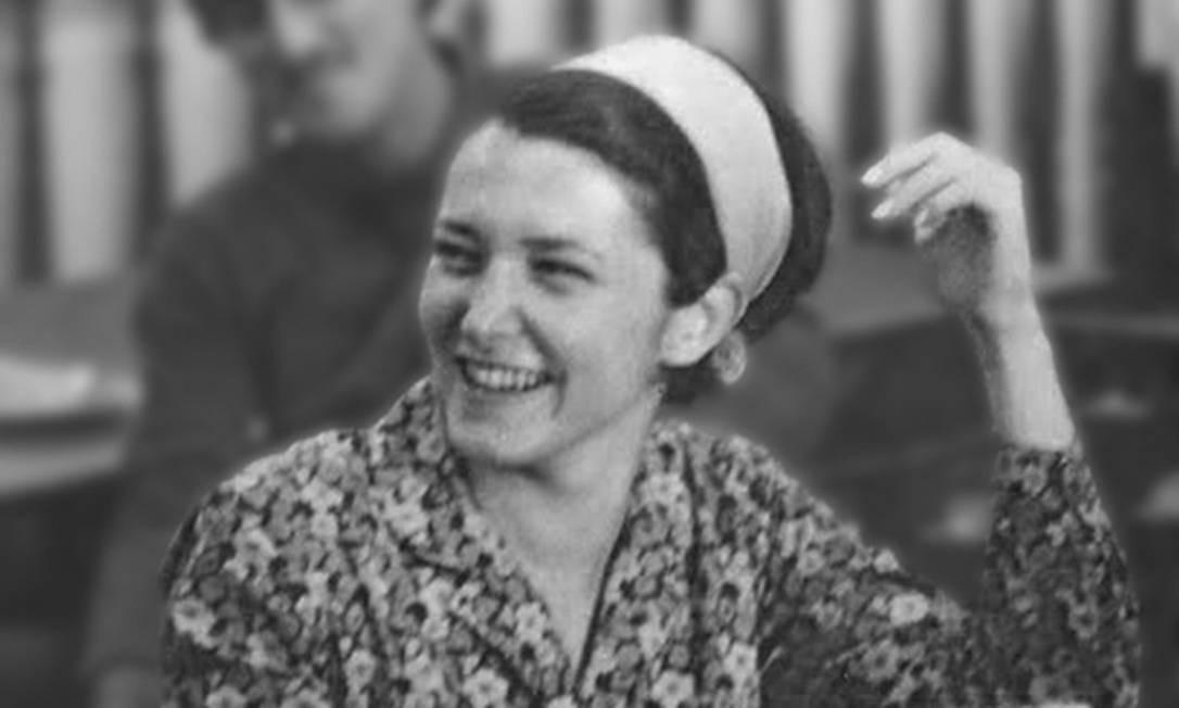 Jornalista Bella Stal, em foto de arquivo Foto: Reprodução
