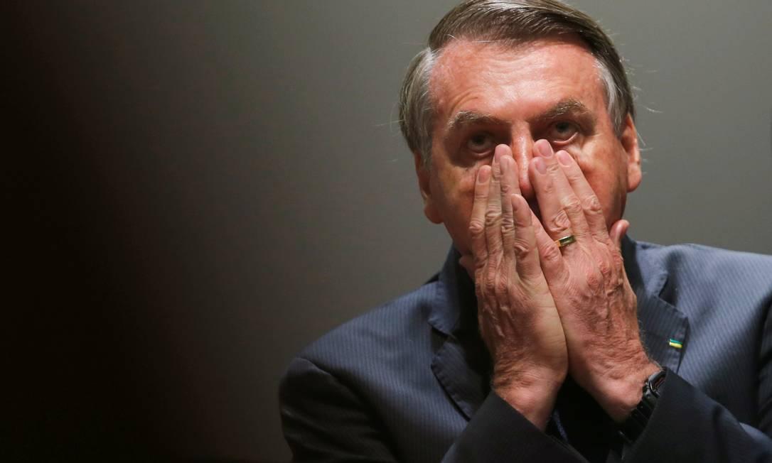 Um presidente que assina nomeações como as que Jair Bolsonaro fez na área da Cultura tem lá algum medo de artistas? Foto: ADRIANO MACHADO / REUTERS