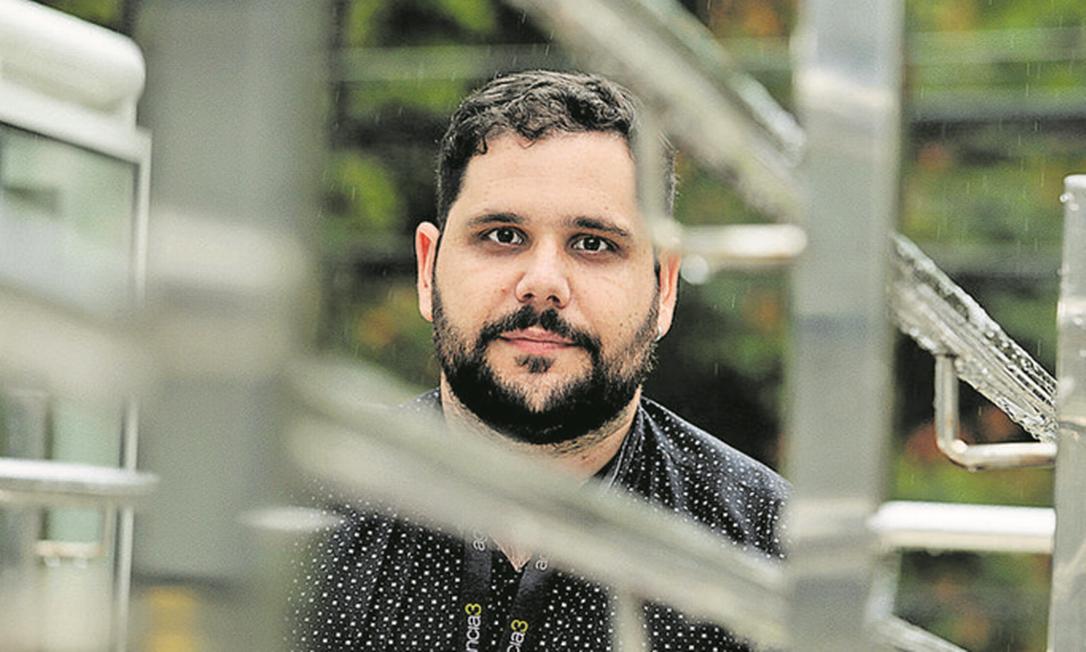 """William Santos: """"Senti falta de um produto que me protegesse financeiramente caso algo grave acontecesse comigo"""". Foto: Antonio Scorza / Agência O Globo"""