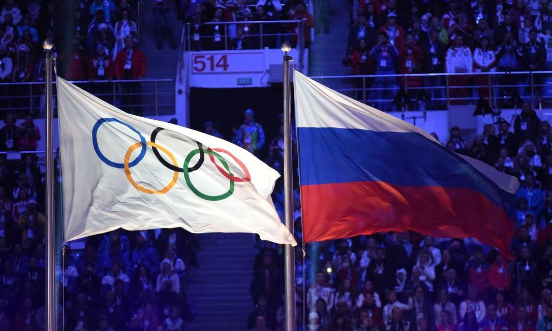Resultado de imagem para Doping Russia banida Wada