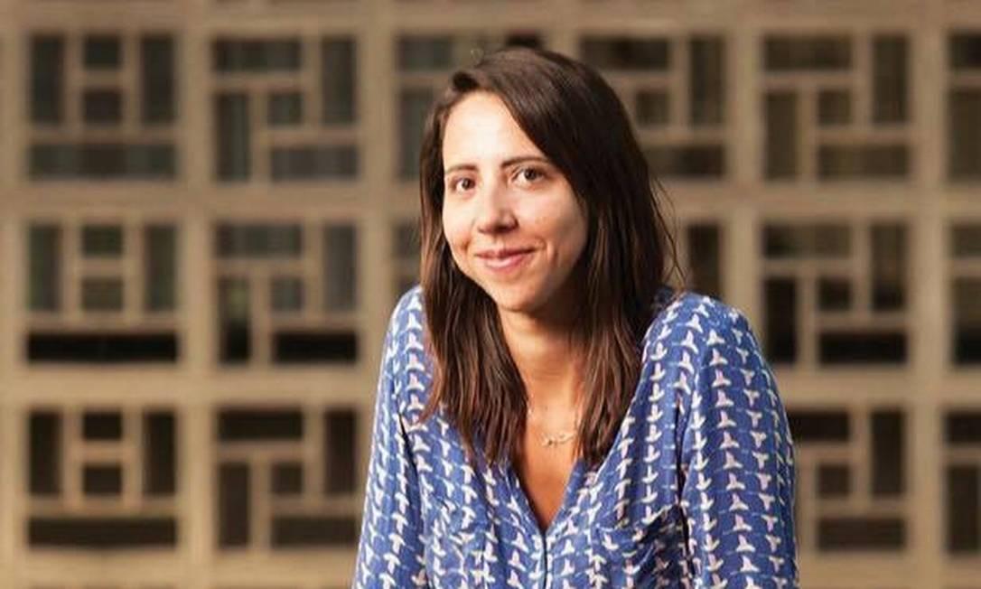 A economista e professora da USP Laura Carvalho Foto: Reprodução