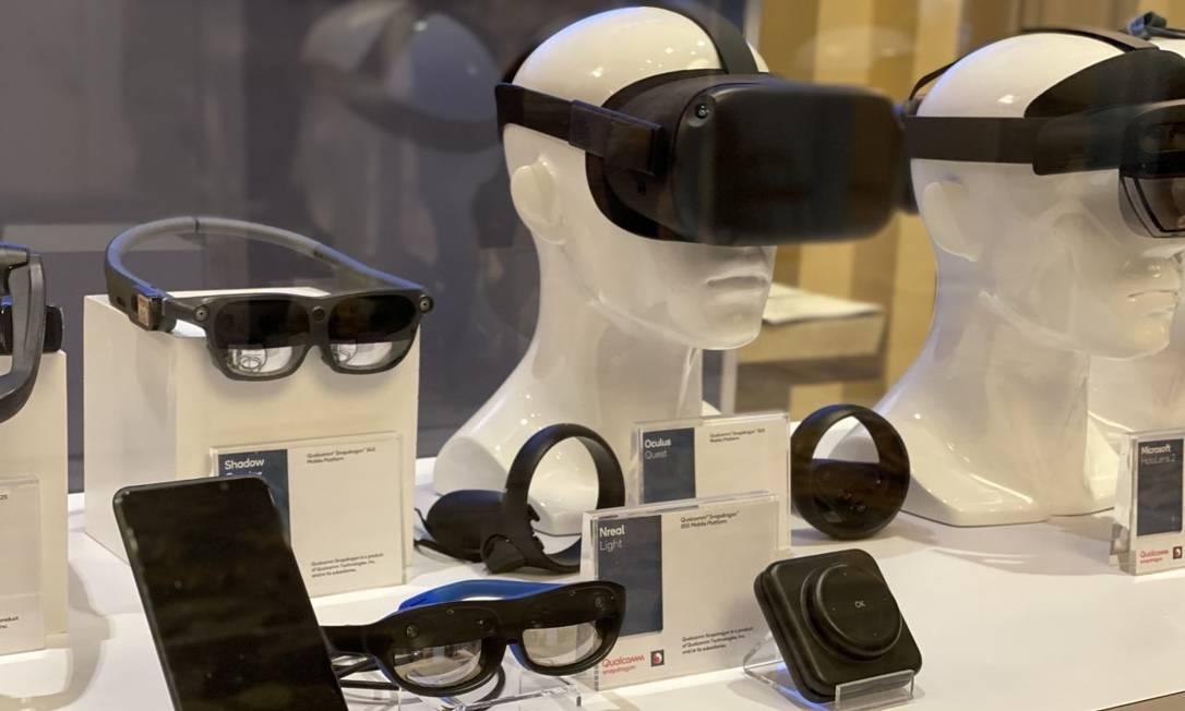Produtos desenvolvidos para a tecnologia 5G Foto: Divulgação / Divulgação