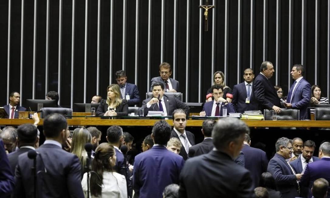 Congresso aprova 24 projetos de crédito orçamentário Foto: Luis Macedo/Câmara dos Deputados