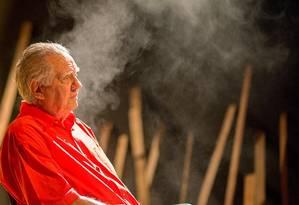 Luiz Carlos Barreto tem trajetória profissional e de vida contada em documentário Foto: divulgação / Ana Paula Amorim