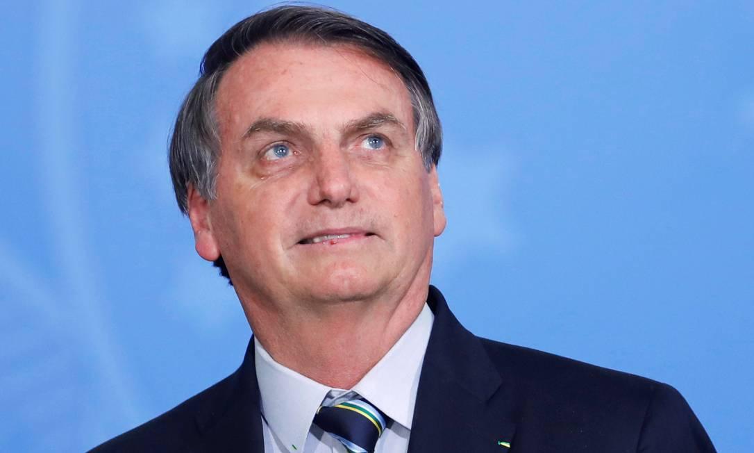 O presidente Jair Bolsonaro 10/12/2019 Foto: ADRIANO MACHADO / REUTERS
