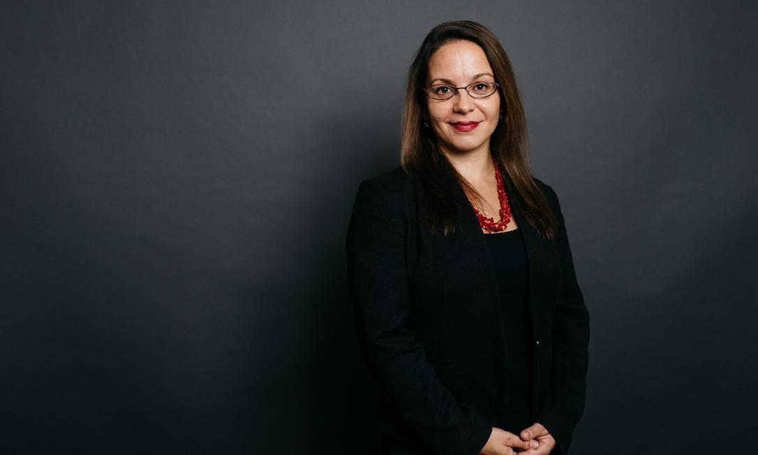 Coordenadora da Área de Paz e Segurança Internacional do Instituto Igarapé, Adriana Abdenur Foto: Divulgação
