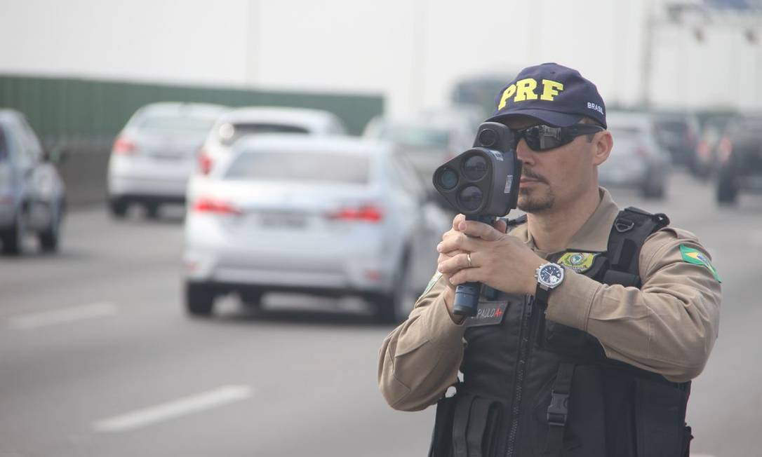 Operações da Polícia Rodoviária Federal Foto: Divulgação