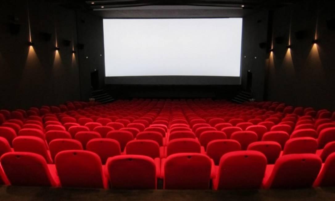 Recine vai garantir isenção de impostos para investimento em salas de cinema até 2024 Foto: Infoglobo