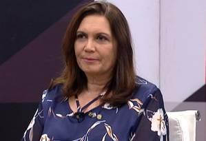 A deputada Federal Bia Kicis (PSL-DF) 08/02/2019 Foto: Agência Câmara