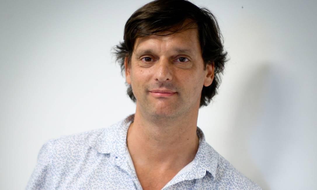 André Sturm atualmente ocupa a secretaria de Audiovisual Foto: Marcos Alves / Agência O Globo