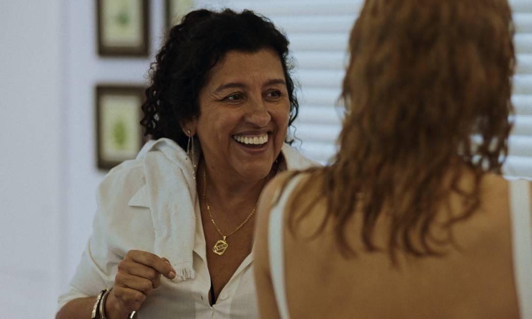 Regina Casé em 'Três verões', de Sandra Kogut Foto: Divulgação