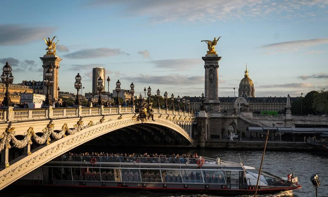 Pont Alexandre III Foto: JOANN PAI / NYT