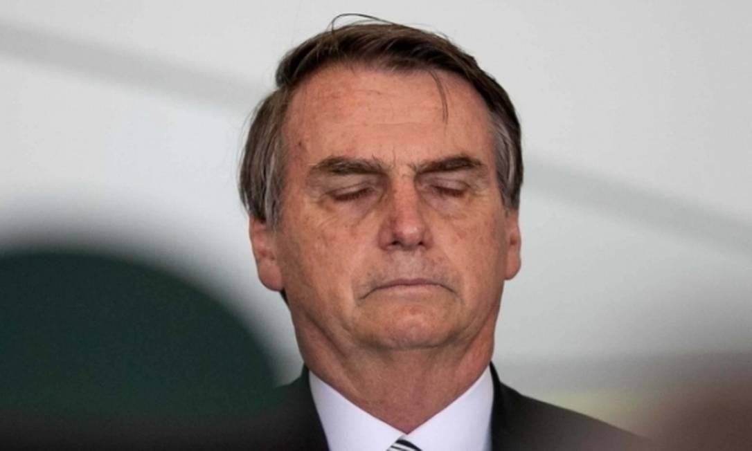 O presidente Jair Bolsonaro Foto: Valter Campanato/ Agência Brasil