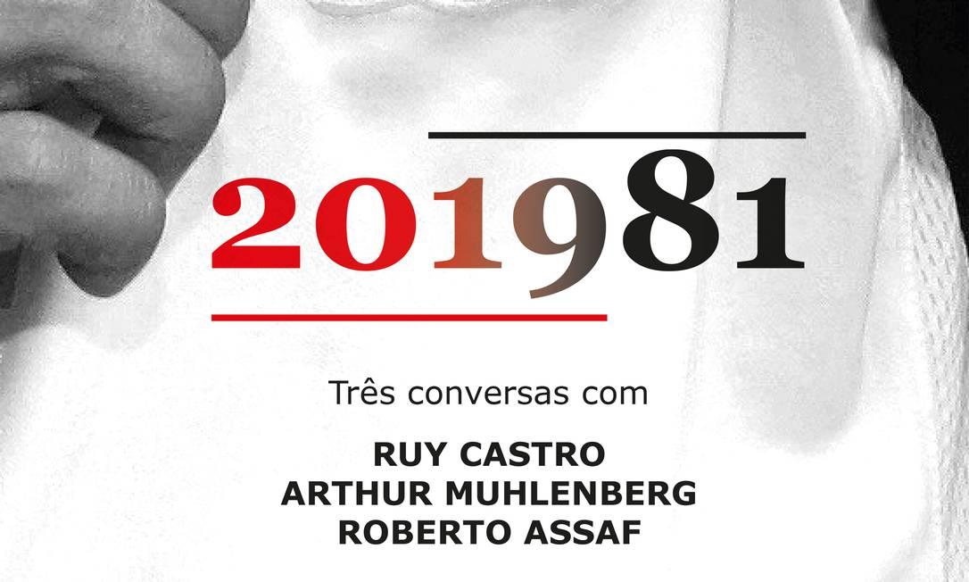 O livro 201981 debate a nova identidade do Flamengo Foto: Reprodução