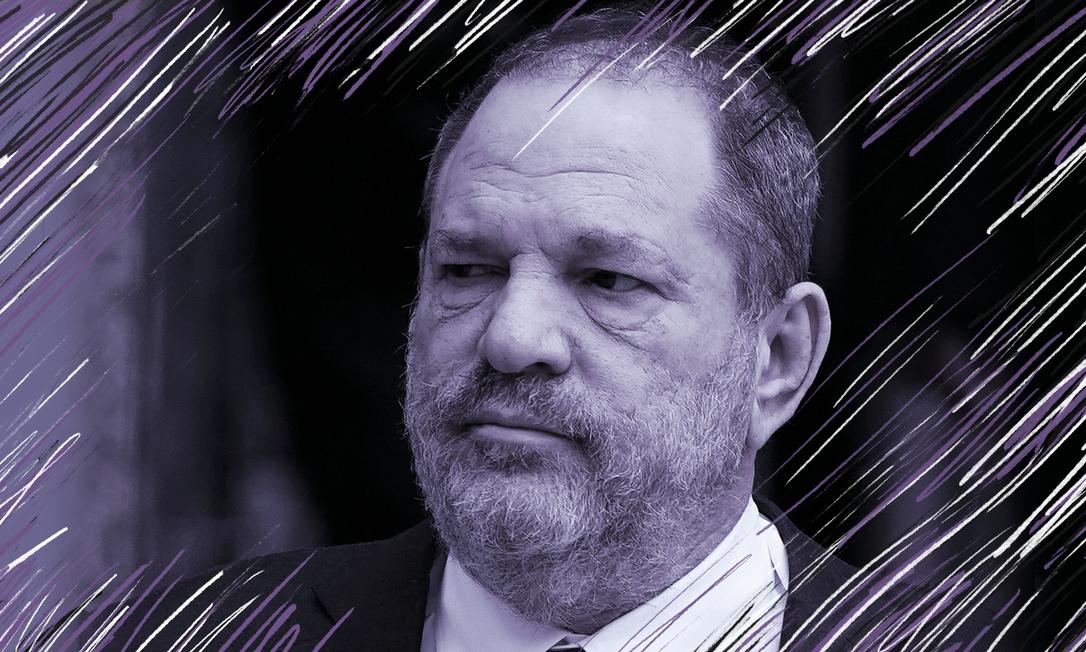 O produtor de cinema Harvey Weinstein, acusado de crimes sexuais Foto: Carlo Allegri / REUTERS