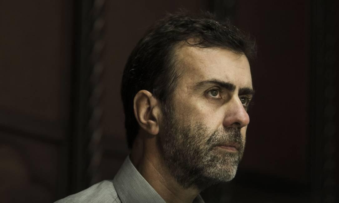O deputado federal Marcelo Freixo (Psol-RJ) 14/12/2018 Foto: Guito Moreto / Agência O Globo