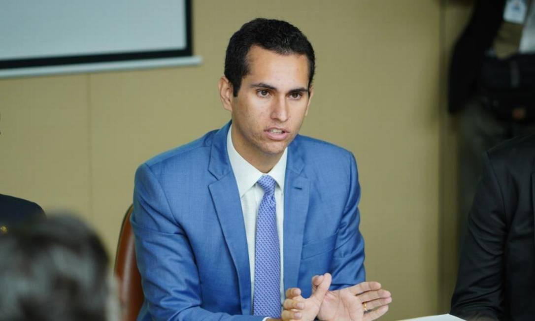 Deputado Domingos Neto, líder do PSD na Câmara Foto: Divulgação/Agência Câmara