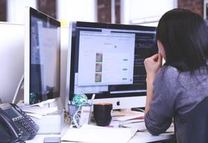 Segundo relatório, mulheres levarão 257 anos para ter mesmos direitos que o homem no trabalho. Foto: Pixabay