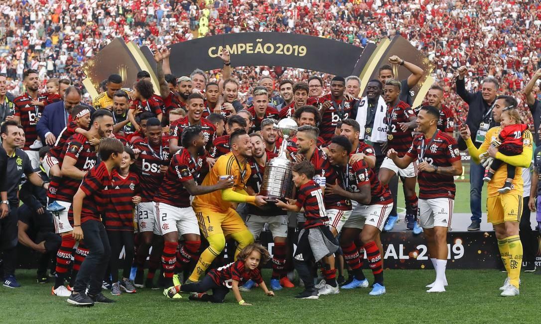 Presente Em Sorteio Da Libertadores Durante Mundial